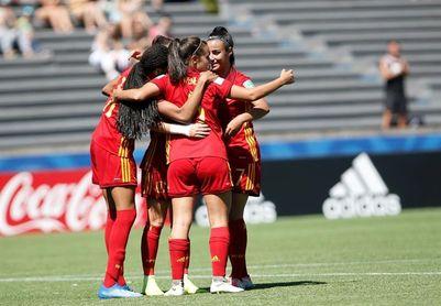 España y Alemania golean, Corea del Norte gana y las tres avanzan a cuartos