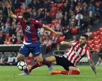 El Levante no ha ganado en las últimas cuatro visitas del Athletic