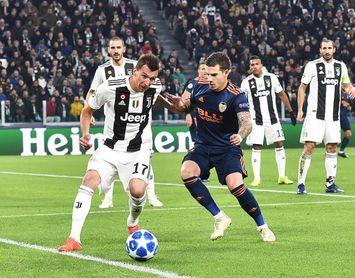 1-0. Sólo una genialidad de Cristiano pudo tumbar al Valencia
