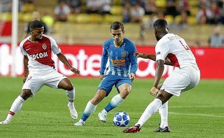 Falcao desafía el pase del Atlético.