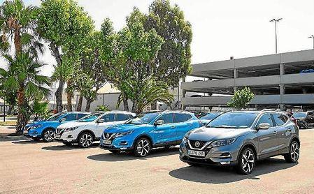 Nissan, más de una década liderando el segmento crossover en España.