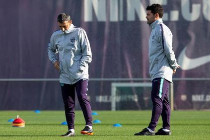 El Barça prepara el partido copero ante la Cultural con 13 del filial