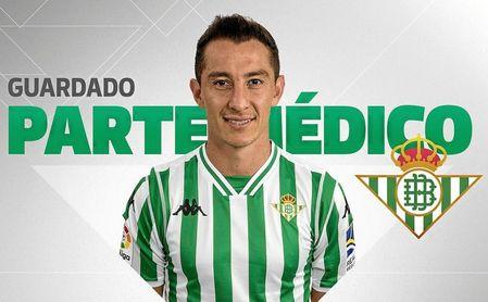 Se confirmó la lesión de Andrés Guardado