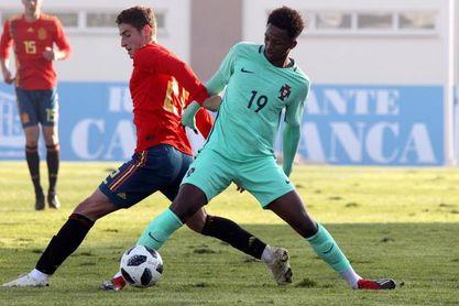 3-2. España remonta a Portugal en la prórroga con la niebla como protagonista