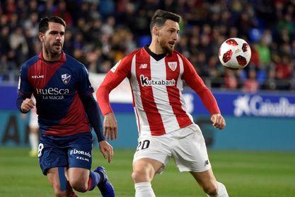 Aduriz (169) iguala a Panizo como octavo goleador histórico del Athletic