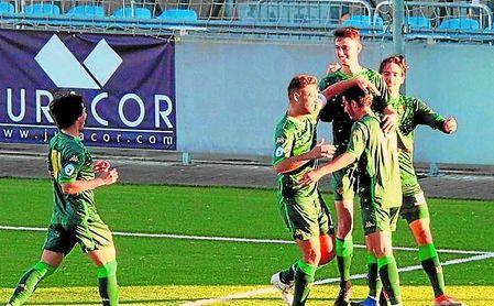 El Betis Deportivo volvió a la senda del triunfo ante el Ciudad de Lucena.