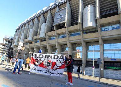 ´La fuerza de un equipo´, lema de River Plate para la Copa Libertadores