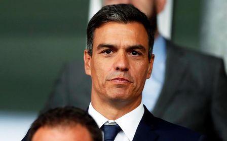 Pedro Sánchez asistirá a la final de la Copa Libertadores en el Bernabéu.