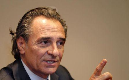 Prandelli, nuevo técnico del Génova