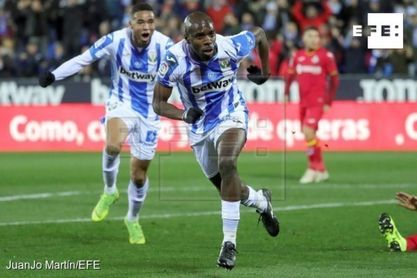 1-1: El Getafe sobrevive al gran momento de forma del Leganés