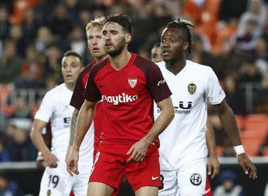 """Sergi Gómez cree que el equipo sale """"reforzado"""" de Valencia."""