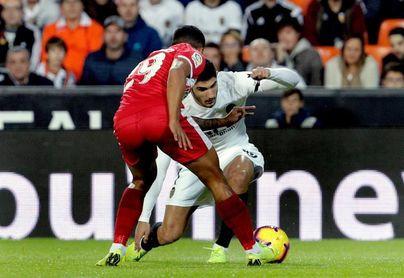 Valencia vs. Manchester United: Mira el gol de Carlos Soler en Mestalla