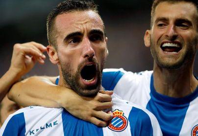 Sergi Darder celebrando un gol