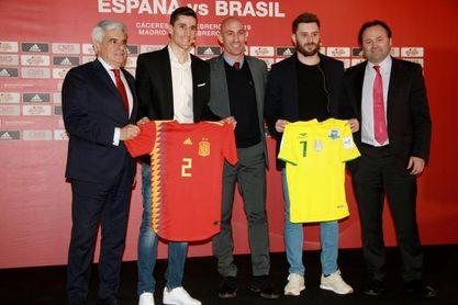 El desafío de fútbol sala entre España y Brasil se presenta en Las Rozas