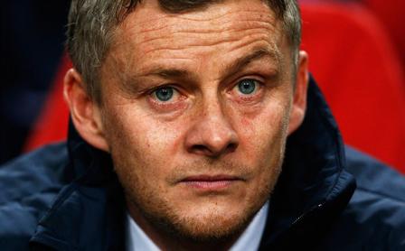 Solskjaer, el nuevo entrenador del Manchester United.