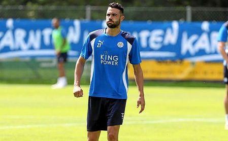 Vicente Iborra está cerca de dejar el Leicester y volver a LaLiga.