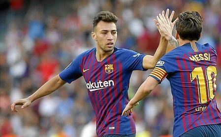 El Sevilla tiene un acuerdo cerrado con Munir.