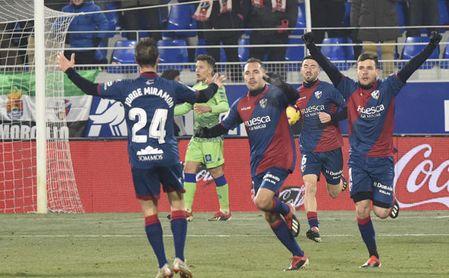 Resultado de imagen de Huesca 2-Betis 1