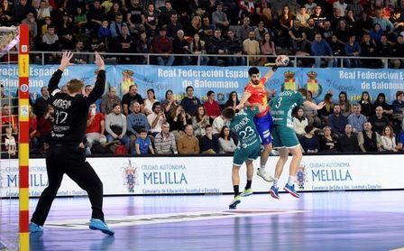40-29. España derrota a Bielorrusia en su mejor partido de preparación