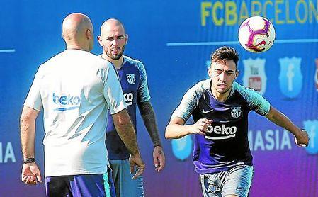 Valverde confirma que Munir no jugará más con el Barcelona