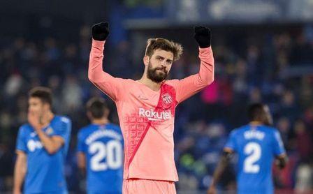 """Piqué: """"Creo que al vestuario le gustaría que siguiese Valverde"""""""