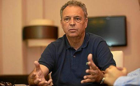 Caparrós no quiere confirmar si lo de Munir está ya cerrado.
