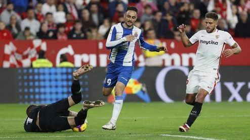 Sergio García, de baja entre dos y tres semanas por lesión