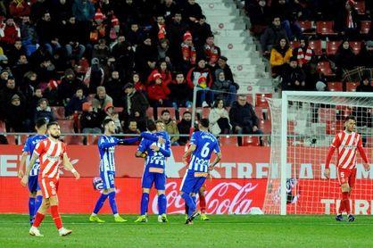 El Alavés completa la mejor primera vuelta de su historia en Primera