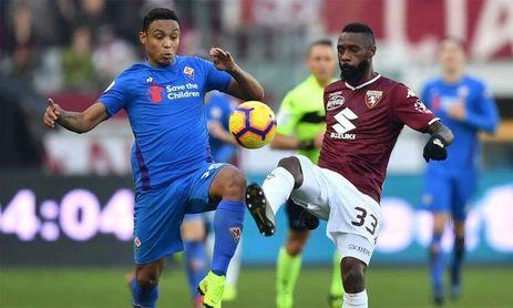 Pioli alaba a Muriel en su debut con la Fiorentina
