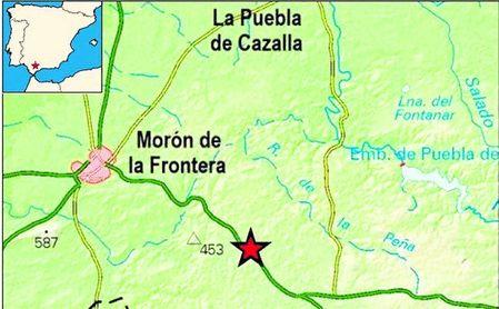 Movimientos sísmicos en Morón y Osuna
