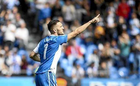 Lucas Pérez, en una imagen de archivo, quiere dar por terminado su periplo en la Premier.