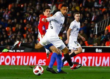 3-0: El Valencia remontó ante un Sporting que aguantó el primer tiempo