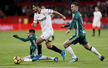 La subdelegación pide que el Sevilla-Betis no se juegue el Domingo de Ramos