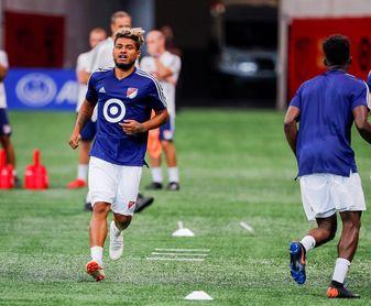 El venezolano Martínez, Botín de Oro de la MLS, seguirá con el Atlanta United