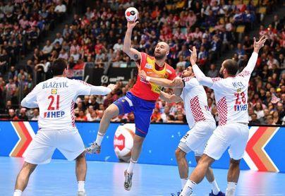 19-23. España se complica el camino hacia las semifinales