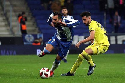 Borja Iglesias ya suma once goles entre todas las competiciones