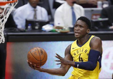 120-95. Oladipo lidera el ataque balanceado y ganador de los Pacers que vencen a los Hornets