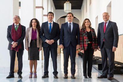 Javier Imbroda, al frente de la Educación y el Deporte de Andalucía