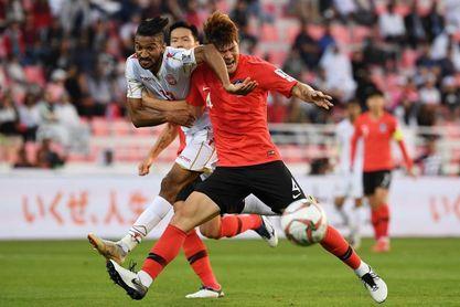 Corea del Sur elimina a Baréin en la prórroga y espera rival en cuartos