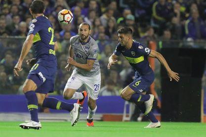Cruzeiro anuncia la terminación del contrato con el delantero argentino Barcos