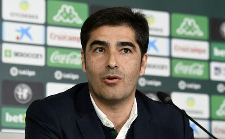 """Haro: """"No me pone nervioso un Betis-Sevilla en la final. En los últimos derbis...""""."""