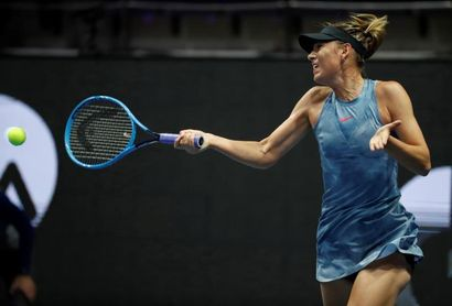 Sharapova se olvida de la derrota en Melbourne con victoria ante Gavrilova