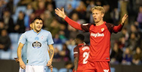 Celta 1-0 Sevilla F.C.: El alma se la deja siempre en Nervión