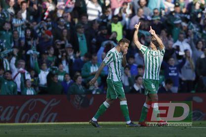 1-0  El Betis de la ilusión va sobrado de ambición - Estadio deportivo bb6baf00847a5