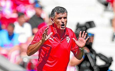 José Luis Mendilibar, técnico del Eibar, confía en revertir el rendimiento de su equipo como visitante.