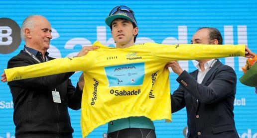Izaguirre se lleva la Volta con un podio plenamente español
