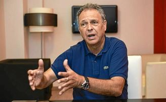 Joaquín Caparrós, en una entrevista a ED.
