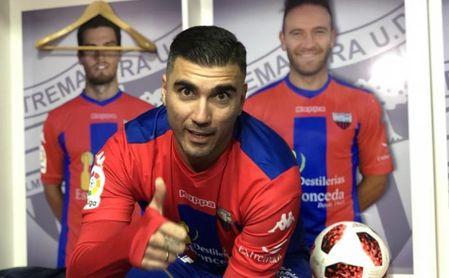 """Reyes: """"Lo más importante es volver a jugar y ayudar al equipo""""."""