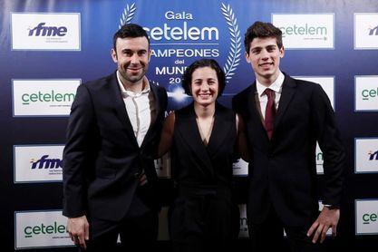 La Federación Española entrega sus reconocimientos a los campeones