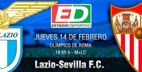 Lazio-Sevilla F.C.: Roma exige la versión imperial